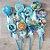 Pirulito Lembrancinha Festa Toy Story- 10 unidades - Rizzo Festas - Imagem 2