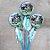 Pirulito Lembrancinha Festa Minecraft - 10 unidades - Rizzo Festas - Imagem 1