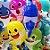Balão Festa Baby Shark 18'' 45cm - Rizzo Embalagens - Imagem 2