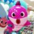 Balão Festa Baby Shark 18'' 45cm - Rizzo Embalagens - Imagem 9