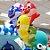 Balão Festa Baby Shark 18'' 45cm - Rizzo Embalagens - Imagem 1