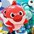 Balão Festa Baby Shark 18'' 45cm - Rizzo Embalagens - Imagem 6