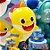 Balão Festa Baby Shark 18'' 45cm - Rizzo Embalagens - Imagem 8