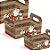 Caixote de Papel Turminha Natal Cromus - Rizzo Embalagens e Festas - Imagem 1