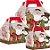Caixa Maleta Kids Natal Turminha 10 unidades - Natal Cromus - Rizzo Embalagens e Festas - Imagem 1