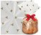 Saco para Panetone de Natal Azevinho - Cromus - Rizzo Embalagens e Festas - Imagem 1