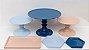 Kit Comemore 07 - Azul Marinho,Azul Candy e Rose - Só Boleiras - Rizzo Festas - Imagem 1