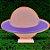 Decoração MDF Planeta Saturno - 01 Unidade - Mara Móveis - Rizzo  - Imagem 1