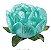 Forminha para Doces Finos - Bela Verde Água - 40 unidades - Decora Doces - Rizzo Festas - Imagem 1