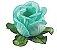 Forminha para Doces Finos - Rainha Verde Aguá- 40 unidades - Decora Doces - Rizzo Festas - Imagem 1