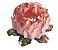 Forminha para Doces Finos - Rosa Maior Rosê Gold - 40 unidades - Decora Doces - Rizzo Festas - Imagem 1