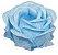 Forminha para Doces Finos - Magnólia Azul Claro- 30 unidades - Decora Doces - Rizzo Festas - Imagem 1