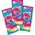 Adesivo Redondo Festa Tie Dye - 30 Unidades - Festcolor - Rizzo Festas - Imagem 1