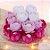 Forminha para Doces Finos - La Belle Mista 3 Tons Rosa - 30 unidades - MaxiFormas - Imagem 3