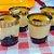 Mini Copo com borda Prateada - 10 un - 30 ml - Silver Festas - Imagem 2