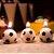 Velas Bola de Futebol - 6 un - Silver Festas - Imagem 2