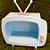 Decoração de MDF Nicho TV  - 01 Unidade - Mara Móveis - Rizzo - Imagem 5