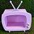 Decoração de MDF Nicho TV  - 01 Unidade - Mara Móveis - Rizzo - Imagem 4