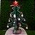 Árvore de Natal de madeira Pequena - 20cm - 1 unidade - Global Master - Rizzo - Imagem 1