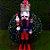 Boneco Soldado Quebra Nozes de Madeira EN035-03 - 39cm - 1 unidade - Global Master - Rizzo - Imagem 1