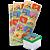 Adesivo Quadrado Festa Pooh e sua Turma  - 30 unidades - Festcolor - Rizzo Festas - Imagem 2