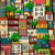 Saco Presente 50x70 - Casas Brasil - 25 unidades - Regina - Rizzo Embalagens - Imagem 1