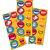 Adesivo Redondo Festa Fini - 30 unidades - Festcolor - Rizzo Festas - Imagem 1