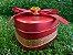 Enfeite Latinha de Metal Vermelho - 06 unidades - Rizzo - Imagem 2