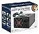 FONTE ATX GAMER 400W REAIS COM AUTO SWITCH  CONECTOR PCIE 8 PINOS - Imagem 1