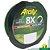 Linha Araty 8X Multifilamento 120 Mts - Imagem 2