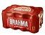 Cerveja Brahma Latão cx 12x473ML - Imagem 1