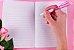 Caderno Grampeado Capa Flexível 32 Folhas Happy Tilibra  - Imagem 6