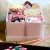Caixa Organizadora de Objetos com 6 Porta Objetos Dello - Imagem 4