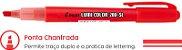 Caneta Marca Texto Lumi Color 200-SL Vermelha Pilot  - Imagem 1