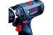 Parafusadeira/Furadeira Impacto Bosch GSB1200-2-LI  - Imagem 2
