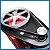 Elevador de Carros 2,6T Vermelho Lubrificação a Óleo ECO-2600 - Trifásico - 2600 - Engecass - Imagem 4