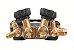 Testo 557S- Kit Smart Vacuo com mangueiras - Manifold digital, inclui 2x115i,1x 552i,4x mang, mal, man.e prot 05645572 - Imagem 7