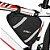 Bolsa de Quadro para Bicicleta, Capacidade de 1,2L - Resistente à Água - Imagem 4
