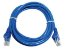 Patch cord UTP CAT5E 26AWG 2.5m azul - Imagem 1