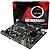 Placa Mãe Afox IH61-MA5 Chipset H61, Intel LGA 1155, mATX, DDR3 - Imagem 1