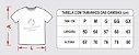 Camiseta Bass - cinza - pronta entrega - Imagem 4