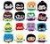 Cubo Mania DC COMICS - Imagem 1