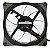 Kit 3 Cooler Fan Rgb 120mm Gamemax Rl300 + Controle Remoto - Imagem 4