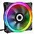 Kit 3 Cooler Fan Rgb 120mm Gamemax Rl300 + Controle Remoto - Imagem 2