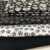 Kit de tricoline Caveiras branca fundo preto/ branca fundo preto (30 Unidades) 50x70cm cada 100%Algodão - Imagem 2