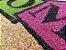 Capacho Estampado Casa Home 33x60cm 100% Fibra De Coco - 06 - Imagem 2