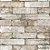 Papel de Parede Stone Age 2 - Tijolo Bege Árido - SN604501R - Imagem 1