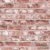 Papel de Parede Stone Age 2 - Tijolinho Tons de Vermelho - SN604802R - Imagem 1