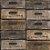 Papel de Parede Stone Age 2 - Gavetas Marrom Mesh - SN606202R - Imagem 1