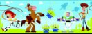 Papel de Parede Faixa Toy Story - DI1018BDD - Imagem 2